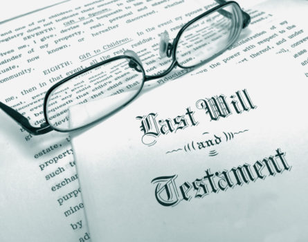Wills and Estate Planing Lawyer